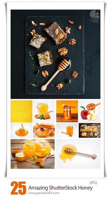 دانلود تصاویر با کیفیت عسل از شاتر استوک - Amazing ShutterStock Honey