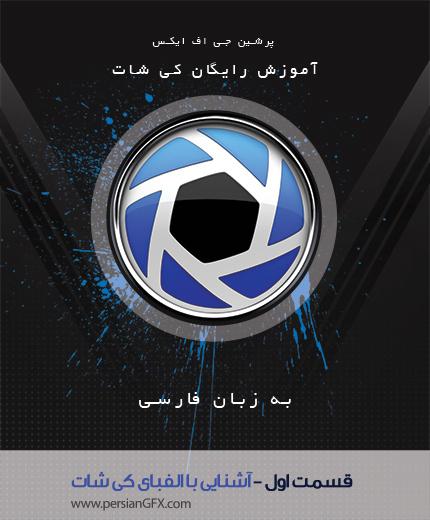 آموزش ویدئویی Keyshot 6  -قسمت اول- آشنایی با الفبای کی شات - به زبان فارسی
