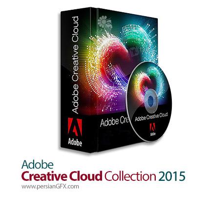 دانلود مجموعه ی کامل نرم افزار های CC شرکت ادوبی - Adobe Creative Cloud 2015 v3.0 Jan.2016