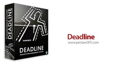 دانلود نرم افزار مدیریت رندر - Deadline v8.0.1.0