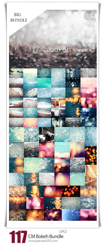 دانلود مجموعه تصاویر با کیفیت پس زمینه های متنوع بوکه - CM Bokeh Bundle