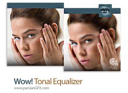 دانلود پلاگین رتوش و بهبود کیفیت تصاویر در فتوشاپ - Wow! Tonal Equalizer v1.1.005 for Photoshop