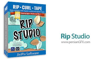 دانلود نرم افزار ترکیب عکس ها و ساخت کلاژ - JixiPix Rip Studio Pro v1.0.8