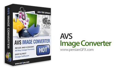 دانلود نرم افزار تبدیل فرمت تصاویر - AVS Image Converter v4.1.1.285