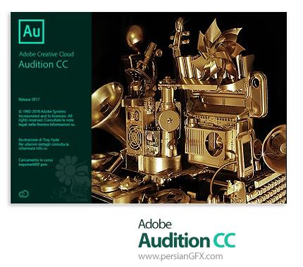 دانلود Adobe Audition CC 2017 v10.0 x64 - نرم افزار ادوبی آدیشن سی سی