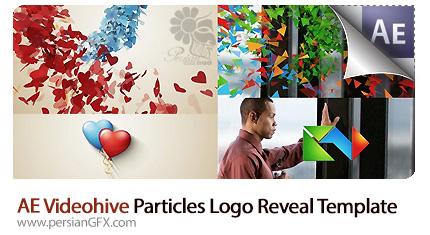 دانلود پروژه آماده افترافکت نمایش لوگو با افکت ذرات پراکنده متنوع به همراه آموزش ویدئویی از ویدئوهایو - Videohive Particles Logo Reveal After Effects Template