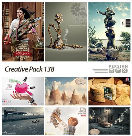 دانلود تصاویر تبلیغاتی متنوع - 138 Creative Pack