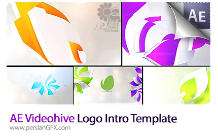 دانلود پروژه آماده افترافکت قالب آماده اینترو لوگو با افکت های متنوع از ویدئوهایو - Videohive Logo Intro After Effects Templates