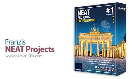 دانلود نرم افزار تشخیص عناصر متحرک و ناخواسته در عکس و حذف خودکار آن ها - Franzis NEAT Projects Professional v2.24.02872 x86/x64