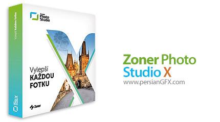 دانلود نرم افزار مدیریت و ویرایش تصاویر - Zoner Photo Studio X v19.1806.2.74