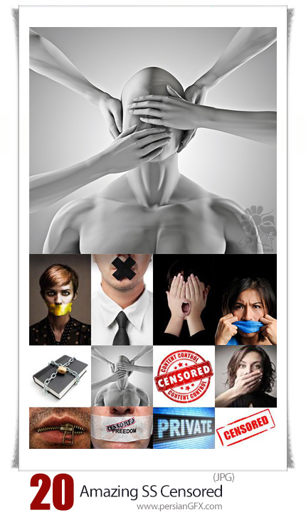 دانلود تصاویر با کیفیت سانسور شده از شاتر استوک - Amazing ShutterStock Censored