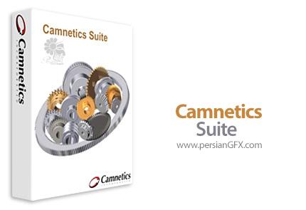 دانلود مجموعه پلاگین های پرتابل طراحی و مدل سازی قطعات متحرک برای اتودسک و سالیدروکس - Camnetics Suite Camnetics Suite 2017 Build 07142017 x86/x64