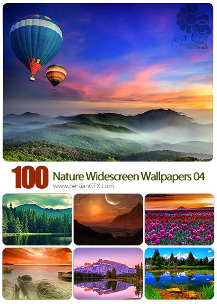 دانلود مجموعه والپیپرهای عریض طبیعت - Most Wanted Nature Widescreen Wallpapers 04