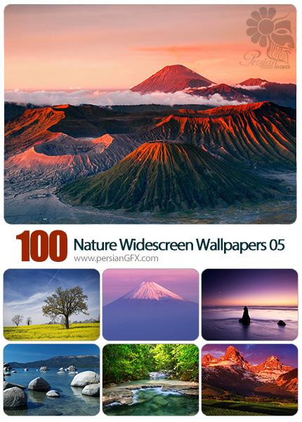 دانلود مجموعه والپیپرهای عریض طبیعت - Most Wanted Nature Widescreen Wallpapers 05