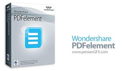 دانلود نرم افزار ویرایش و تبدیل فایل های PDF به فرمت های دیگر - Wondershare PDFelement Pro v6.2.2.2615