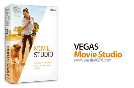 دانلود نرم افزار استودیوی ساخت و ویرایش فیلم - MAGIX VEGAS Movie Studio v14.0.0 Build 114 x64