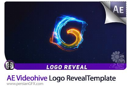 دانلود پروژه آماده افترافکت نمایش لوگو با افکت آب و آتش از ویدئوهایو - Videohive Logo Reveal After Effects Templates