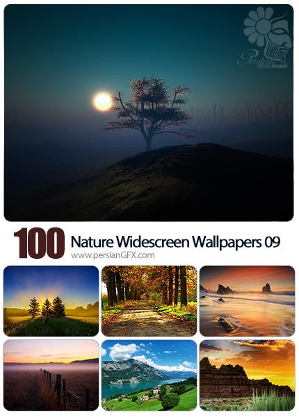 دانلود مجموعه والپیپرهای عریض طبیعت - Most Wanted Nature Widescreen Wallpapers 09