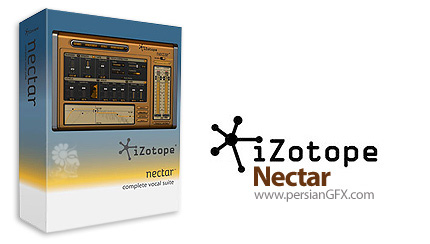 دانلود پلاگین اصلاح نت و تیون صدای خواننده - iZotope Nectar 2 Production Suite v2.04