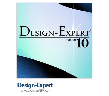 دانلود نرم افزار طراحی و بهینه سازی محصولات مختلف تجاری - Stat-Ease Design-Expert v10.0.7.0 x86/x64