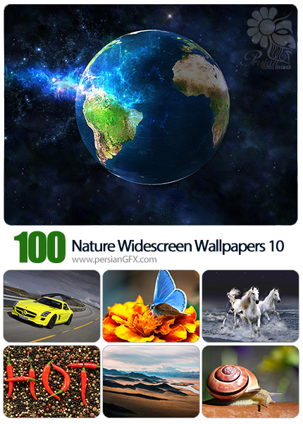 دانلود مجموعه والپیپرهای عریض طبیعت - Most Wanted Nature Widescreen Wallpapers 10
