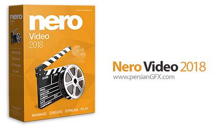دانلود نرم افزار طراحی ویدئو کلیپ و اسلایدشو - Nero Video 2018 v19.0.01000