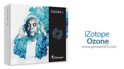 دانلود نرم افزار میکس و مسترینگ پیشرفته فایل های صوتی - iZotope Ozone 8 Advanced v8.00