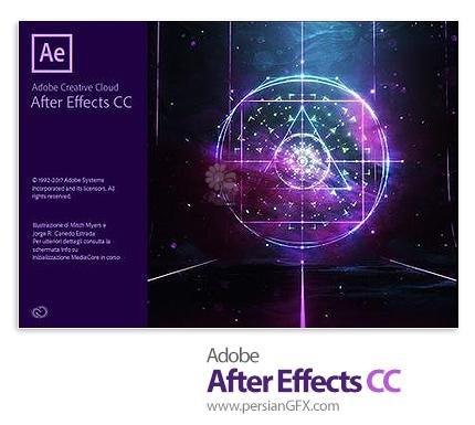 دانلود Adobe After Effects CC 2018 v15.0.0.180 x64 - نرم افزار ادوبی افتر افکت سی سی 2018