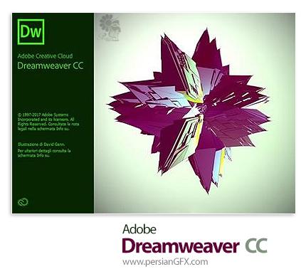 دانلود Adobe Dreamweaver CC 2018 v18.1.0.10155 x64 + v18.0.0.10136 x86 - نرم افزار ادوبی دریم ویور سی سی 2018