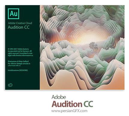 دانلود Adobe Audition CC 2018 v11.1.1 x64 - نرم افزار ادوبی آدیشن سی سی 2018