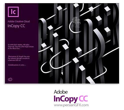 دانلود Adobe InCopy CC 2018 v13.1.0.76 x64 + v13.0.0.123 x86 - نرم افزار ادوبی این کپی سی سی 2018
