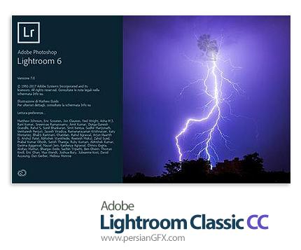 دانلود Adobe Photoshop Lightroom Classic CC 2018 v7.3.1 x64 - نرم افزار ادوبی فتوشاپ لایتروم؛ نرم افزار ویرایشگر دیجیتالی تصاویر