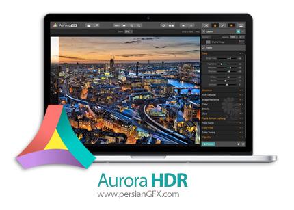 دانلود نرم افزار ساخت عکس های HDR - Aurora HDR 2018 v.1.0.1.682