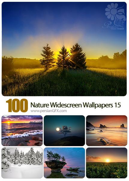 دانلود مجموعه والپیپرهای عریض طبیعت - Most Wanted Nature Widescreen Wallpapers 15