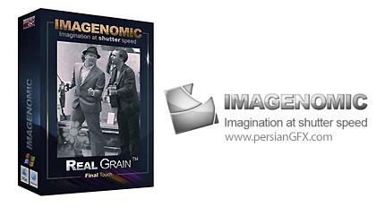 دانلود پلاگین فتوشاپ کهنه و قدیمی کردن تصاویر - Imagenomic RealGrain 2.0.1 Build 2013