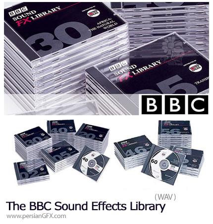 دانلود مجموعه افکت های صوتی شبکه بی بی سی - The BBC Sound Effects Library Collection