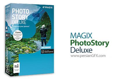 دانلود نرم افزار ساخت اسلاید از روی عکس و تصاویر دلخواه - MAGIX Photostory 2018 Deluxe v17.1.1.91 x64