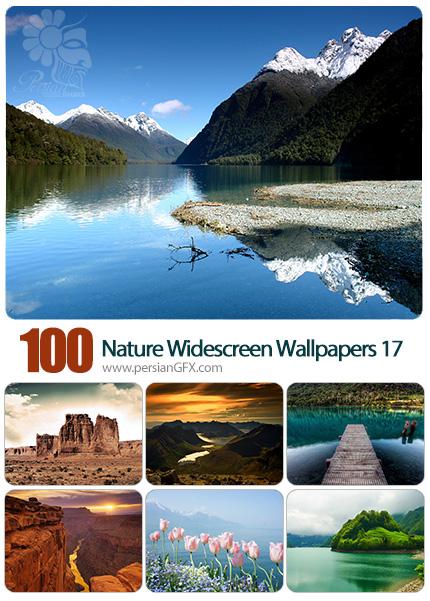 دانلود مجموعه والپیپرهای عریض طبیعت - Most Wanted Nature Widescreen Wallpapers 17