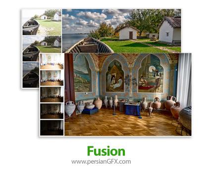 دانلود نرم افزار تنظیم کنتراست تصویر - Fusion v2.9.3 x64