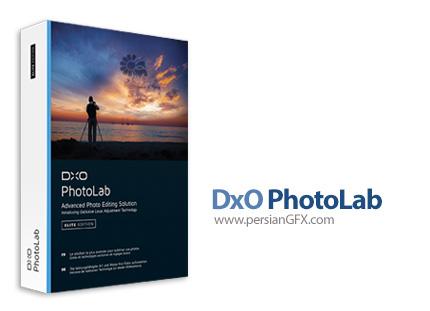 دانلود نرم افزار ویرایش تصاویر و تنظیم نور و روشنایی - DxO PhotoLab v1.0.1 Build 2565 x64