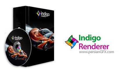 دانلود نرم افزار شبیه سازی تصاویر سه بعدی - Indigo Renderer v4.0.63 For Cinema 4D R12-R19