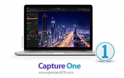 دانلود نرم افزار ویرایش حرفه ای عکس های دیجیتال و کار با تصاویر RAW - Capture One Pro v11.2.0 x64
