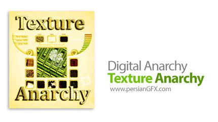 دانلود پلاگین ایجاد بافت و حاشیه برای فتوشاپ - Digital Anarchy Texture Anarchy v1.2.4 for Adobe Photoshop