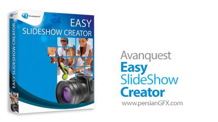 دانلود نرم افزار ساخت اسلایدشو - vanquest Easy SlideShow Creator v7.8.2