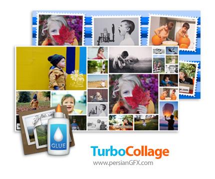 دانلود نرم افزار ساخت تصاویر کلاژ - TurboCollage Professional Edition v7.0.1