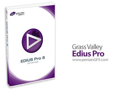 دانلود ادیوس، نرم افزار میکس و مونتاژ فیلم - Grass Valley Edius Pro v8.53.2808