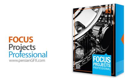 دانلود نرم افزار تنظیم و تغییر نقطه فوکوس و بالا بردن وضوح تصویر - Franzis FOCUS Projects Professional v4.42.02821