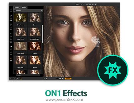 دانلود نرم افزار افکت گذاری عکس - ON1 Effects 2018.5 v12.5.2.5688 x64