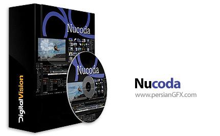 دانلود نرم افزار نور پردازی، درجه بندی رنگ و ایجاد جلوه های بصری در انیمیشن ها و فایل های ویدئویی - Nucoda v2018.1.018 SP2 x64