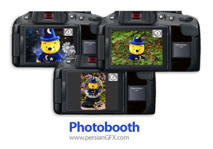 دانلود نرم افزار تغییر دادن پس زمینه تصاویر ضبط شده با کمک دوربین های DSLR - Green Screen Wizard Photobooth v4.2